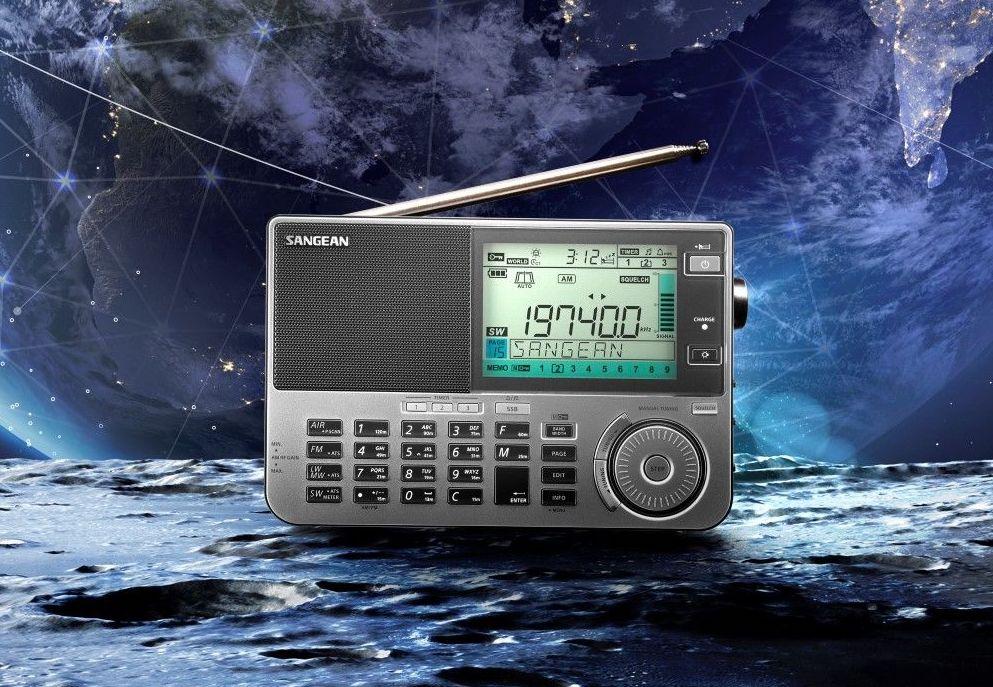 Sangean ATS-909X2 (Foto: Sangean)