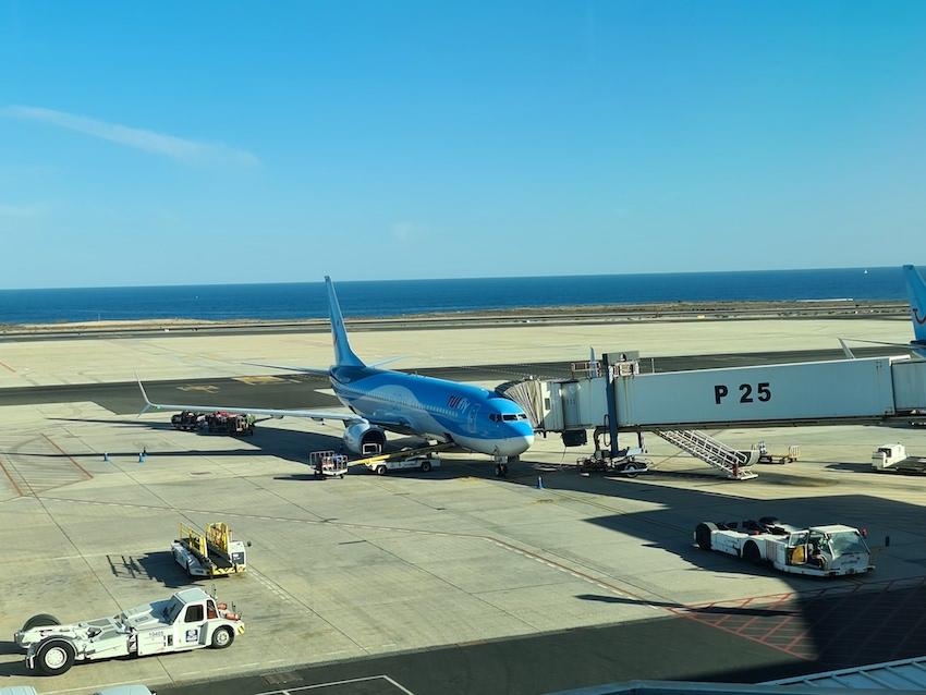 Heimflug mit TUIfly (Foto: SmartPhoneFan.de)