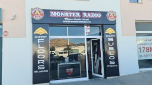 Studiobesuch bei Monster Radio (Foto: SmartPhoneFan.de)