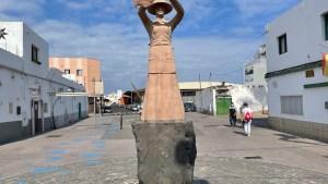 In der Innenstadt von Corralejo (Foto: SmartPhoneFan.de)