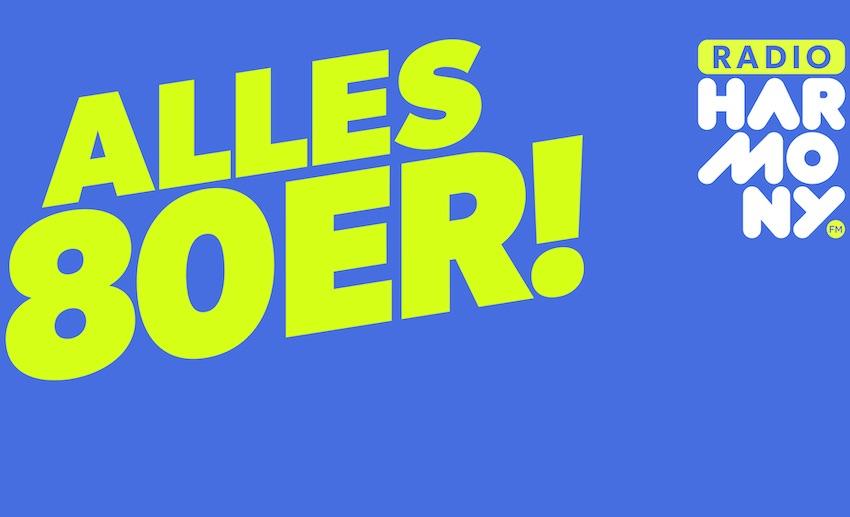 """Alles 80er"" bei harmony.fm (Foto: Radio/Tele FFH)"