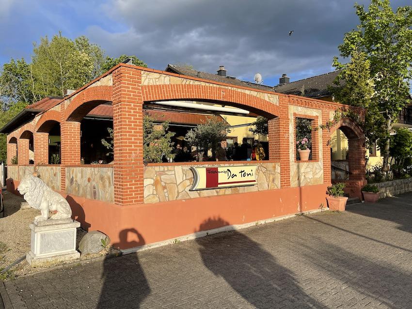 Pizzeria Da Toni in Altenstadt (Foto: SmartPhoneFan.de)
