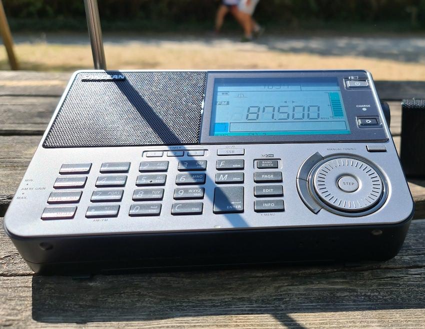 Sangean ATS-909X2 (Foto: SmartPhoneFan.de)