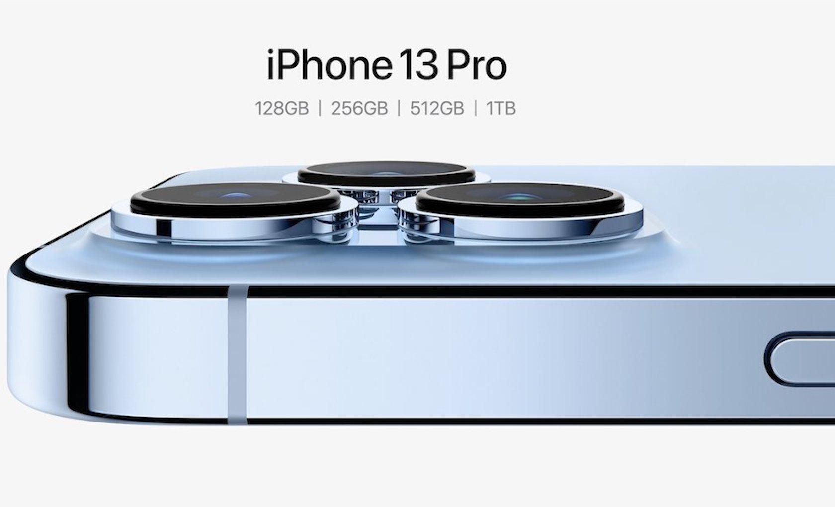 iPhone 13 Pro (Quelle: Apple)
