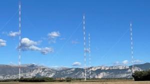 RMC-Sendeanlagen in Roumoules (Foto: SmartPhoneFan.de)
