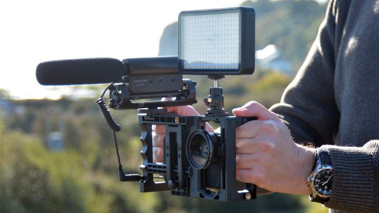 What is the best budget Android filmmaking kit ...