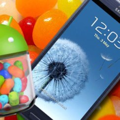 Galaxy S 3 Jelly Bean