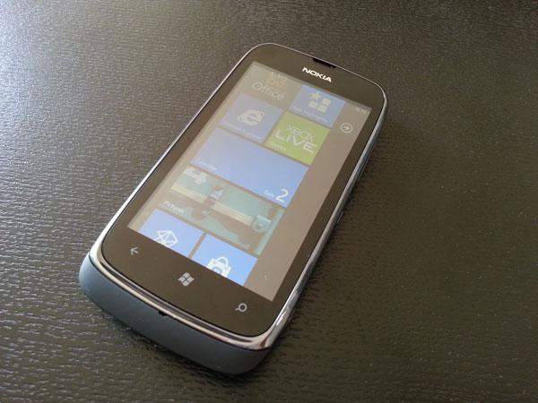 Nokia Lumia 610 recenzija