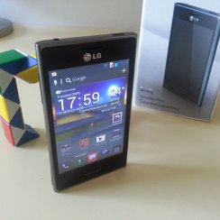 LG Optimus L5 recenzija