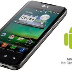 LG Optimus 2x ics