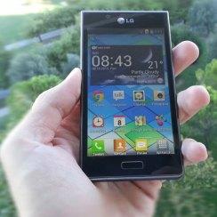 LG Optimus L7 Recenzija
