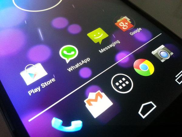 Nexus 4 recenzija