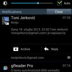 Gmail-obavijest