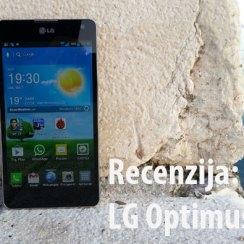 LG Optimus G recenzija
