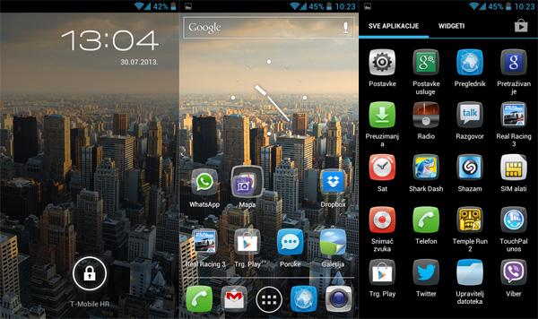 Alcatel One touch X'Pop recenzija