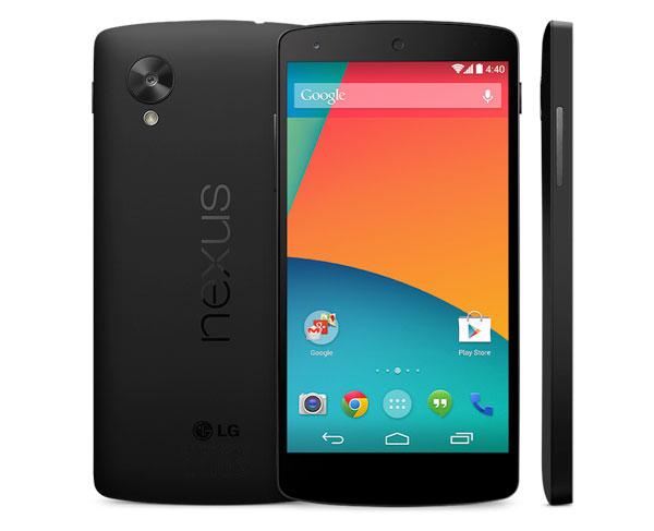 Google Nexus 5 službeno