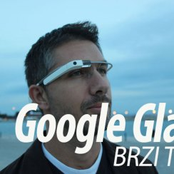 Google Glass test