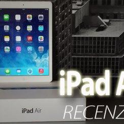 iPad Air recenzija