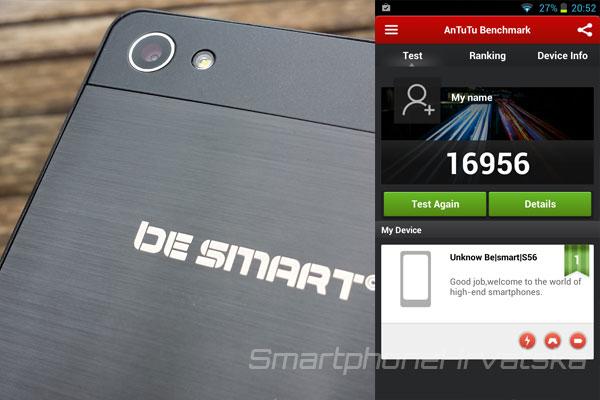 H18 Be Smart S56 recenzija