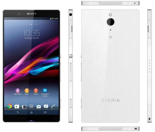 Sony Xperia Canopus koncept