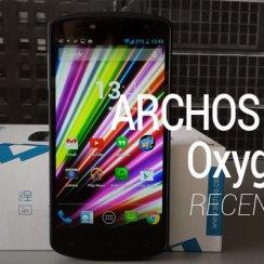 ARCHOS 50 Oxygen recenzija