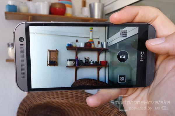 HTC ONE M8 KAMERA 2