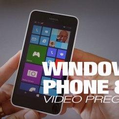 Windows Phone 8.1 video pregled