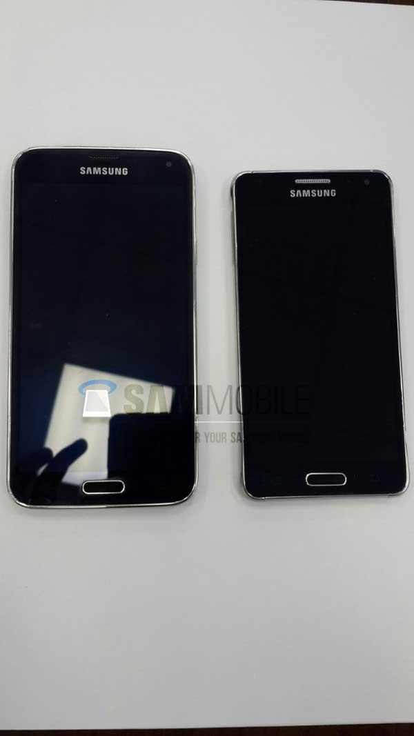 Samsung Galaxy Alpha iPhone 6 killer (5)