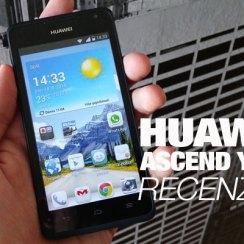 hUAWEI ascend y530 recenzija
