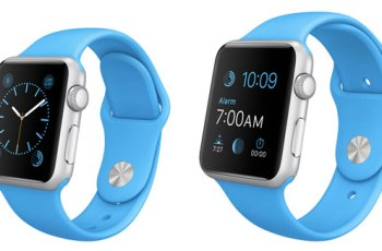 Apple Watch autonomija
