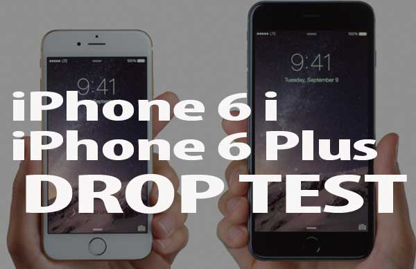 iPhone 6 iphone 6 Plus drop test