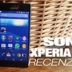 Sony Xperia Z3 recenzija