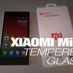 Xiaomi Mi 3 Tempered Glass na testu izdržjivosti
