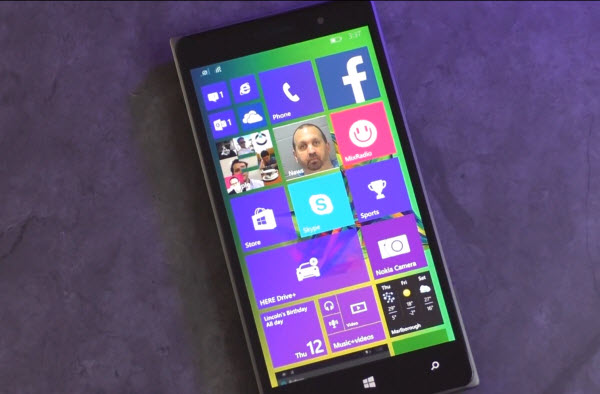 Windows 10 za smartphone u video pregledu