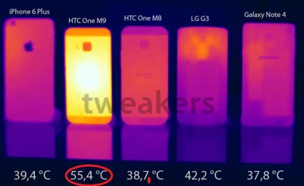 HTC One M9 hladniji nakon OTA nadogradnje