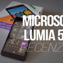 Microsoft Lumia 535 recenzija
