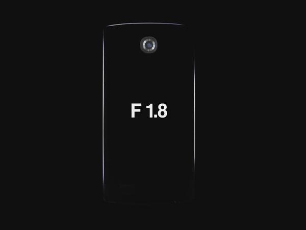 LG G4 kamera F1.8