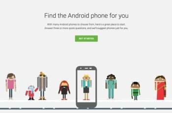 Google zna koji Android je najbolji za tebe