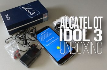 Alcatel idol 3 unboxing