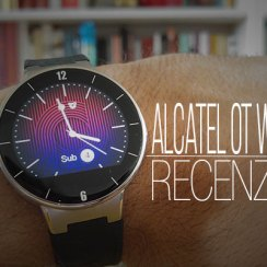 Alcatel Watch recenzija