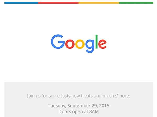 Android M pozivnica