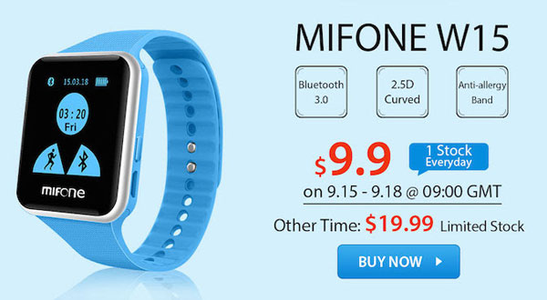 mifone w15 everbuying