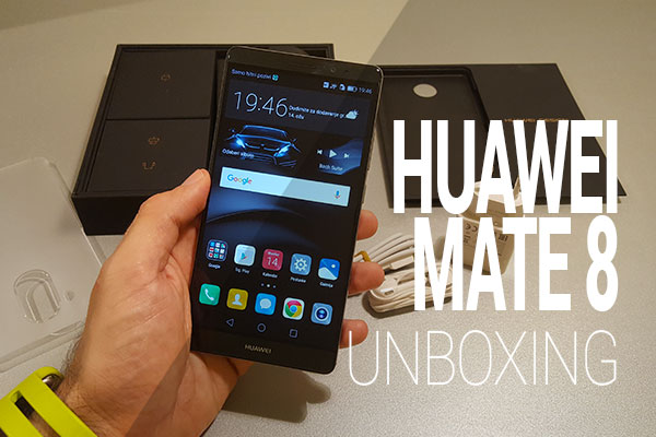 HUAWEI-MATE-8-UNBOXING