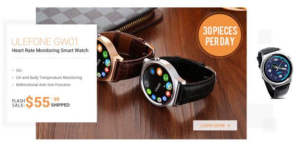 Smartwatch akcija u Gearbestu (2)