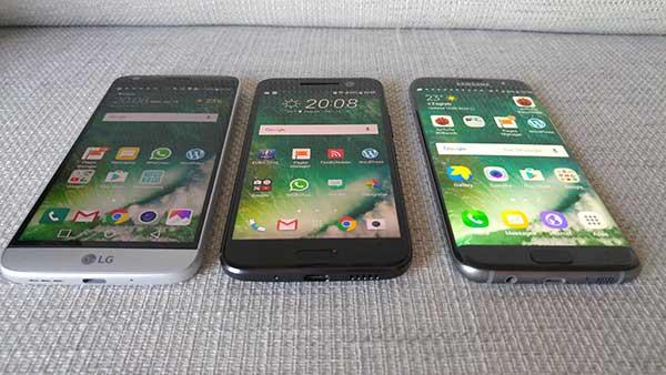LG G5 vs. HTC 10 vs. Galaxy S7 edge - troboj zaslona (6)