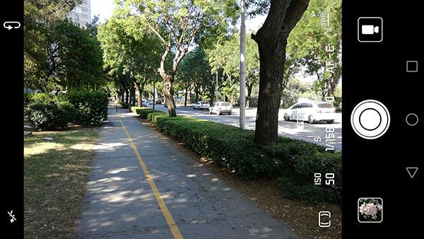 Huawei P9 Lite kamera Pro režim