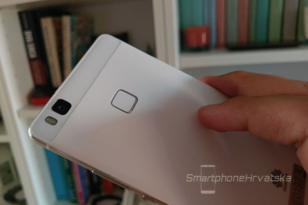 Huawei P9 Lite - senzor otiska prstiju