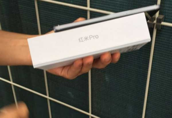 Xiaomi Redmi pro (1)
