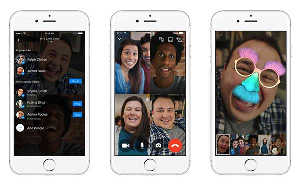 Novi Facebook Messenger donosi grupni video chat na Android i iOS
