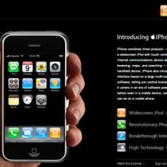 Sretan 10 rođendan iPhone